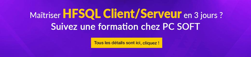 ACCES NATIF SERVER TÉLÉCHARGER GRATUIT 17 SQL WINDEV