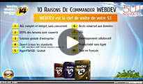 10 raisons de commander WEBDEV !